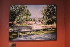 August-Vernon-Falls-Park-Bench-giclee