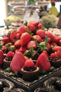 Catering-Strawberries