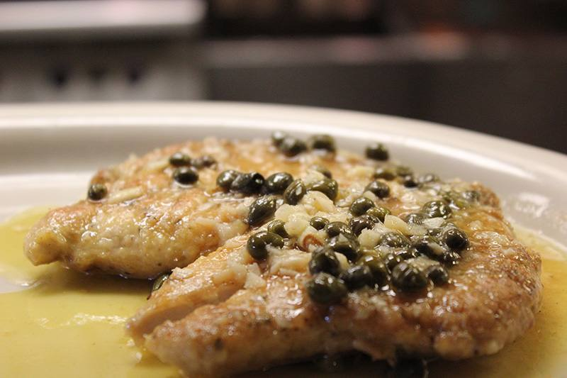 Chicken-Picatta