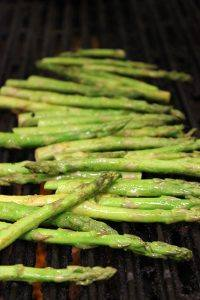 Grilling-Asparagus